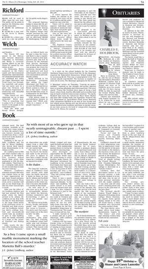Page 5, St.Albans Messenger, March 28, 2014